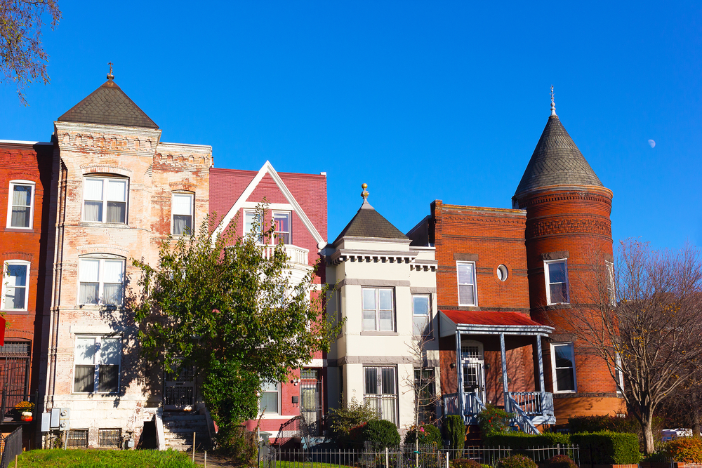More Sales and Higher Prices for Homes in These D.C. Neighborhoods