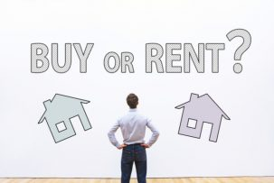 renting or buying a home