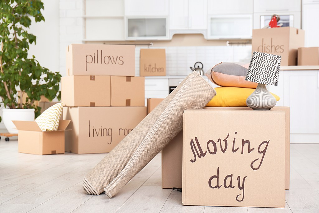 Top 10 Tips For A Less Stressful Move